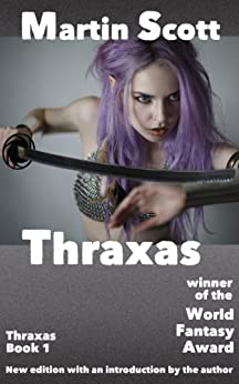 Thraxas by [Scott, Martin]