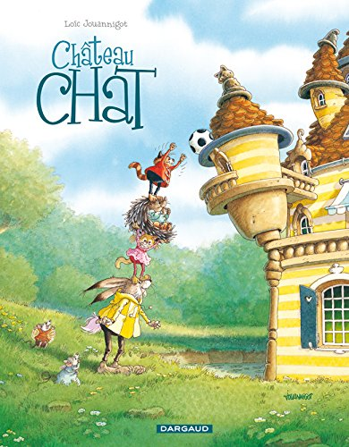 Château chat - tome 0 - Château Chat (one shot)