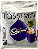 Tassimo Cadbury Kakaospezialität, Kakao, Schokolade, Kapsel, 8 T-Discs / Portionen