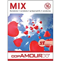 copAMOUR Mix 16 Stk. / Kondome - /Kondome preisvergleich bei billige-tabletten.eu