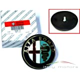 Original Alfa Romeo 147 trasero Emblema portón fijo – 46822713