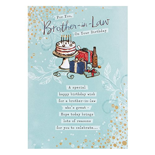 Descargar Pdf Hallmark Birthday Card For Brother In Law Great