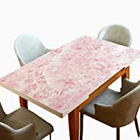CB Marmor Muster Tischdecke, PVC Kreative Wasserdicht Anti Heiß Öl Beweis  Kristall Platte