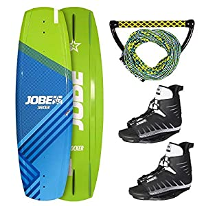 Jobe Wakeboard Shocker 141 Package mit Wakeboardbindung Hantel