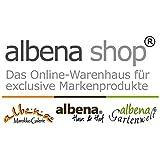 albena shop 73-136 Elim orientalisches Tablett … (ø 40cm, Silber) - 4