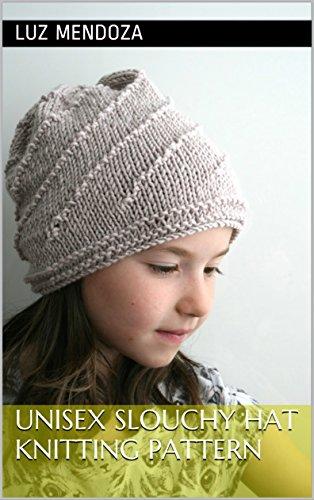 unisex-slouchy-hat-knitting-pattern