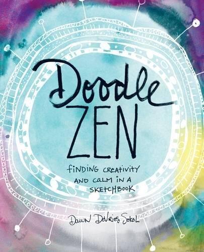 Doodle zen par Dawn DeVries Sokol
