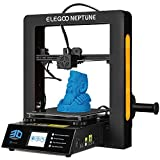 ELEGOO Neptune Imprimante 3D FDM Imprimante 3D Full Metal Prusa i3 Format d'impression 20cm x 20cm x 20cm Compatible avec Filament TPU/PLA/ABS
