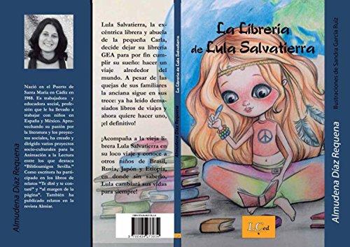 La librería de Lula Salvatierra por Almudena Díaz requena