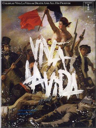 Coldplay-Viva La Vida or Death and all His Friends-Accordi musicali e spartiti per chitarra
