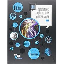 Matemàtiques aplicades CCSS 1r Batxillerat LA Som Link (Projecte Som Link) - 9788447931187