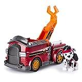 PAW PATROL Patrulla Canina 6037967 Vehículo Canina - Camión de Bomberos de la misión de Marshall