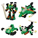 Click-A-Brick Army Defenders 100pc Educational Toys Building Block - Best Reviews Guide