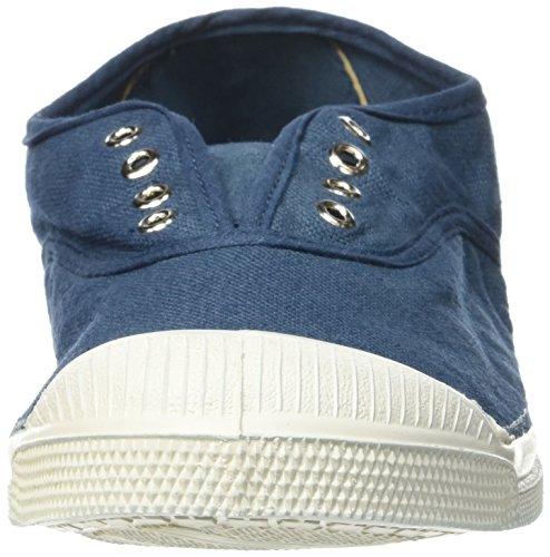 Bensimon Damen F15149c158 Sneaker Türkis - Turquoise (511 Dark Turquoise)