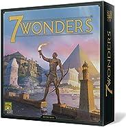Repos Productions 7 Wonders - Juego de Mesa (Castellano) (SEV-SP02)