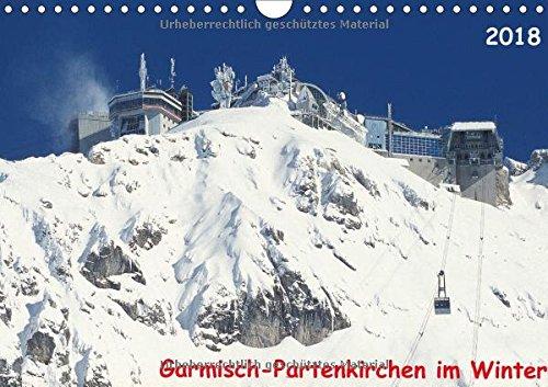 Preisvergleich Produktbild Garmisch-Partenkirchen im Winter (Wandkalender 2018 DIN A4 quer): Wunderschöne Winterlandschaften in Garmisch-Partenkirchen. (Monatskalender, 14 Seiten ) (CALVENDO Natur)