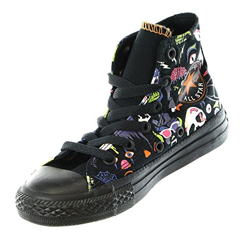 Converse Ctas Core Hi, Baskets mode mixte adulte Black/White/Black