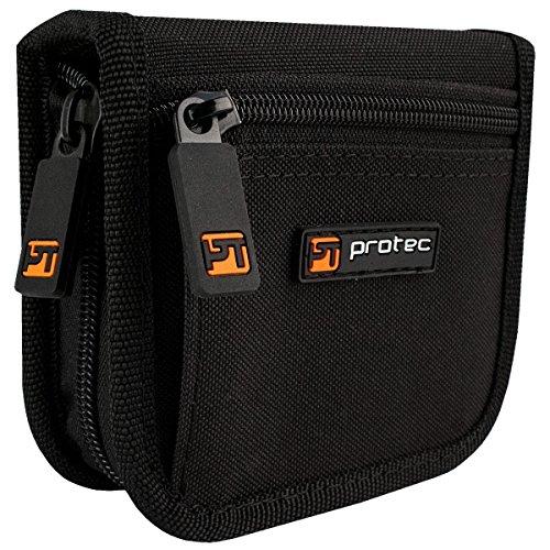 Pro Tec a212zip Triple Mundstück für Tuba Tasche mit Reißverschluss