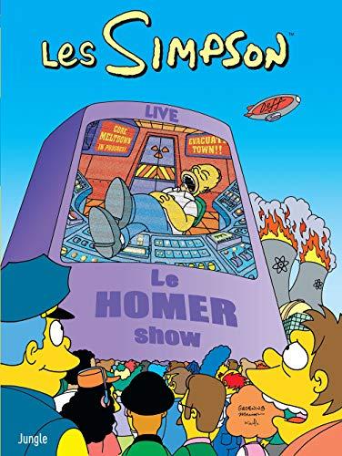 Les Simpson, Tome 38 : Totalement allumés !