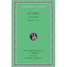 Odyssey: v.2: Vol 2 (Loeb Classical Library)