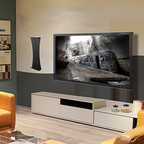 Beste Qualität Xbox One X Konsole Rutschfester Vertikaler Ständer Wandhalterung Cradle Halter Halterung -