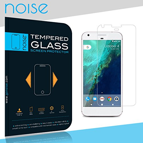 NOISE Premium Quality Tempered Glass Screen Guard Protector for Google Pixel  available at amazon for Rs.139