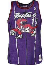 Mitchell & Ness Toronto Raptors Vince Carter débardeur purple