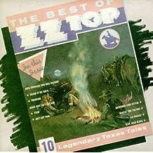 Best of Zz Top by Zz Top (1990) Audio CD