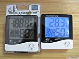 NEW-Amazing-HYC-8A-Luminous-Temperature-and-Humidity-meter-Clock