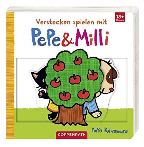 Preisvergleich Produktbild Verstecken spielen mit PePe & Milli (Bücher für die Kleinsten)
