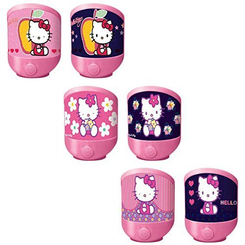 Veilleuse magique Hello Kitty LED