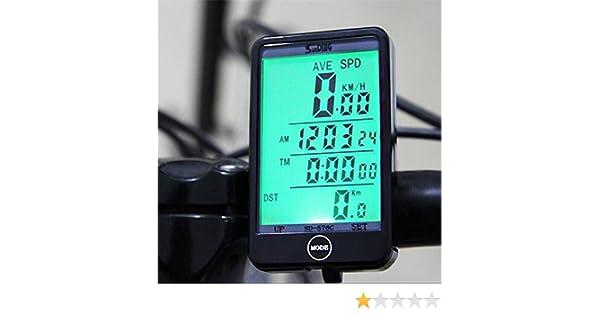 Fahrradcomputer Programmieren : Fahrradcomputer von origlam kabelloser fahrrad tacho viele