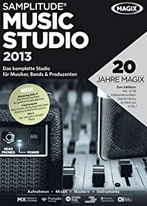 Samplitude Music Studio 2013 [Download]