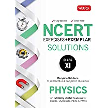 NCERT Exercises + Exemplar Solutions Physics - Class 11