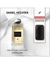 DANIEL HECHTER Coffret Parfum Coton Chic 100 ML avec Etui de Smartphone