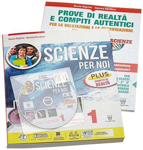 Scienze per noi. Plus. Per la Scuola media. Con e-book. Con espansione online: 1