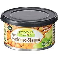 Granovita Pate Garbanzo Sésamo Bio - 125 gr