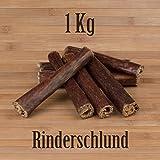 1 Kg Rinderschlund Dörrfleisch Rinderdörrfleisch - wie Ochsenziemer Rinderohren