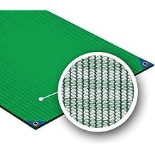 Papillon 8110003 Mantas Aceituna (5 x 10 m, Multiuso), Verde, 72x52x7