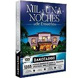 DAKOTABOX - Caja Regalo-MIL Y UNA NOCHES  ENSUEÑO - 1355 hoteles rurales de hasta 5*, palacetes o...