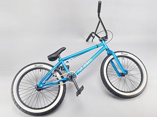 51IT90b2VLL - Mafiabikes Kush 2 20 inch BMX Bike TEAL