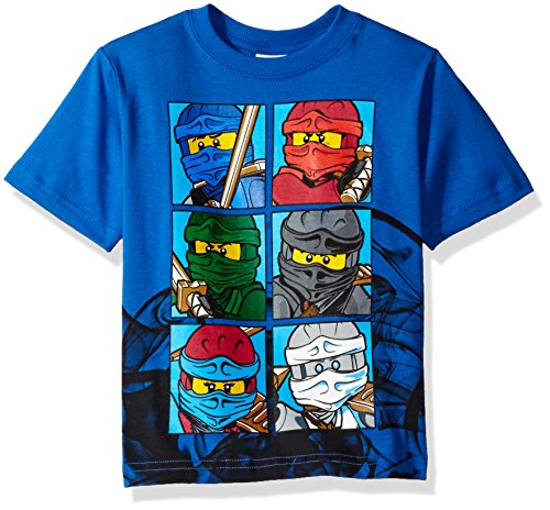 Preisvergleich Produktbild Ninjago Boys T-Shirt Size 8
