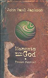 Title: Moments with God Dream Journal