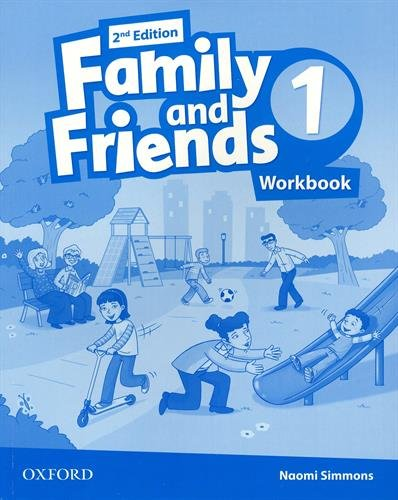 Family and Friends: Level 1: Workbook