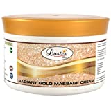 Luster Radiant Gold Massage Cream (600 m...
