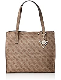 Guess Hwsg6778230, KINLEY LOGO, Donna, Marrone (Brown), 17.5x31x35 cm (W x H x L)