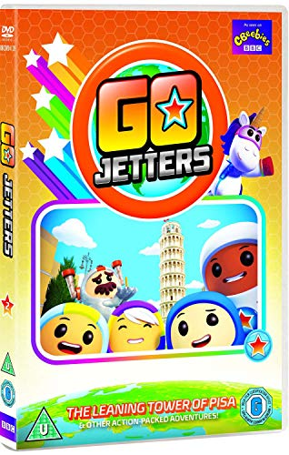 Pisa Tower (Go Jetters - The Leaning Tower of Pisa And Other Adventures [UK Import])