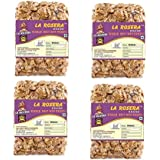 La Rosera Light Quarter Walnuts (Akhrot) 1Kg (250gm x 4)-Without Shell.