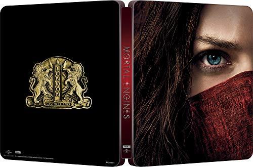 Macchine Mortali (Steelbook) (Blu Ray)