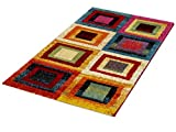 ABC Tappeto Gioia A Multicolore 80 x 150 cm